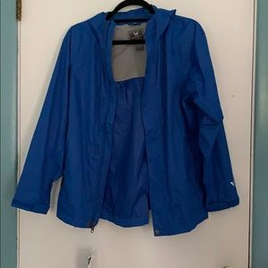 New with tags White Sierra Blue trabagon jacket